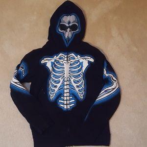 Tony Hawk Skeleton Hoodie